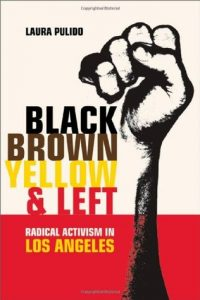 Laura Pulido: Black, Brown, Yellow, and Left: Radical Activism in Los Angeles (UC Press, 2016)