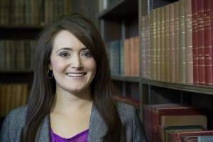 Ethnic and Native Studies Instructor Jennifer O'Neal