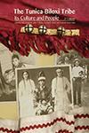 "cover of Professor Brian Klopotek's book ""The Tunica-Biloxi Tribe"""