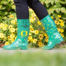 University of Oregon boots